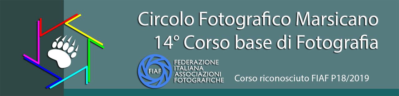 XIV Corso Fotografico